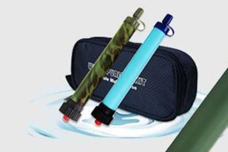 如何选择野外净水器的杀菌滤料?