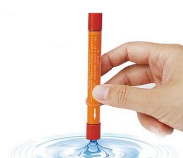 净水吸管的使用方法